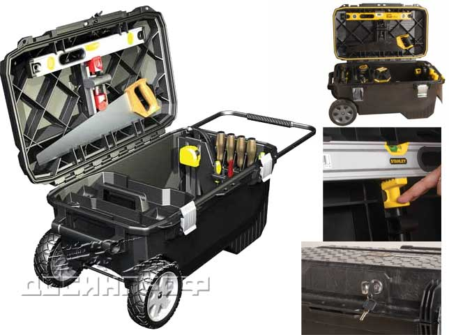 1-94-850 Ящик для инструмента с колесами ''FatMax Promobile Job Chest'' Stanley